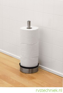 Brabantia toiletrol dispenser matt steel